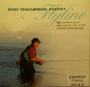 Fly fishing line Ron Thompson