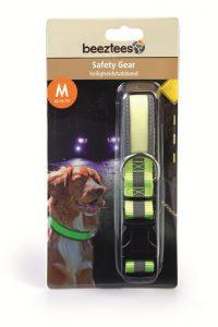 Glow-in-the-dark veiligheidshalsband M-0