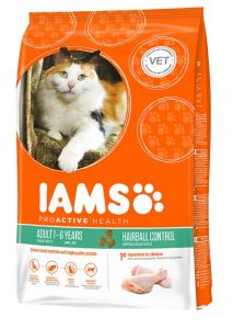 Iams ProActive Health - Adult Dry Cat Food Hairball