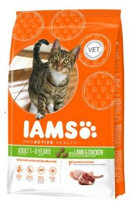 Iams ProActive Health_Adult Dry Cat Food With New Zealand Lamb and Chicken