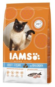IamsProActiveHealth_Adult Dry Cat Food With Ocean Fish&Chicken