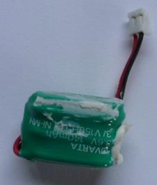 PAC oplaadbare batterij
