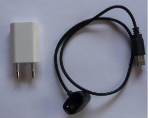 PAC USB oplader met MAG LOCK oplaaddraad antiblaf band (Bark Controller)-0