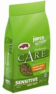 Jarco Natural Sensitive Hert/Rijst 15 kg-0