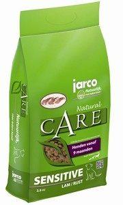 Jarco Natural Sensitive Lam/Rijst - S/M/L 15kg-0