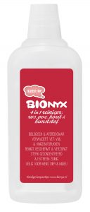 BIOnyx 4 in 1 reiniger (RVS, PVC, Kunststof, Hout) 750ml-0