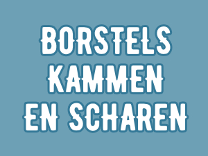 Kammen en Borstels
