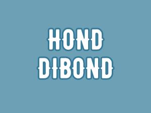 Hond | Dibond