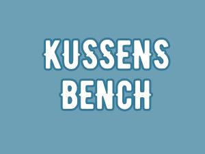 Kussens bench