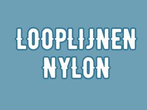 Looplijnen Nylon