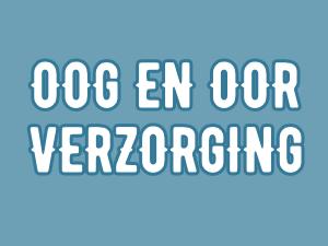 Oog- en Oorverzorging